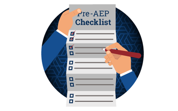 Your AEP Preparation Check List