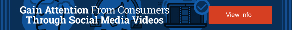 Gain Attention From Consumers Through Social Media Videos