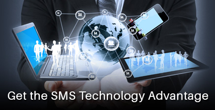 Get the SMS Technology Advantage