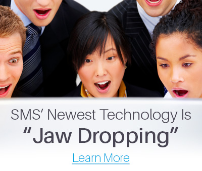SMS' Newest Technoligy is Jaw Dropping